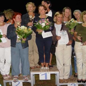 Siegerinnen Staffel 2003