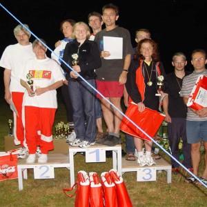 Sieger/innen gemischte Staffel 2003