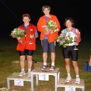 Siegerinnen Nachtlauf 2003