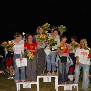 Siegerinnen 2005