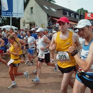 Start Nachtlauf 2005