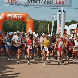Start Nachtlauf 2006