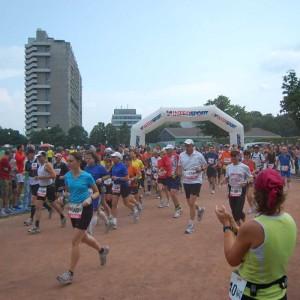 Start Nachtlauf 2009