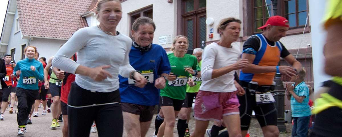 Start Nacht-Marathon 2011