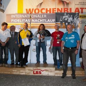 Sieger Nachtlauf 2011