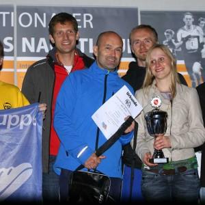 Sieger/innen gemischte Staffel 2012