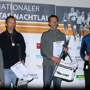 Sieger Marathon 2012