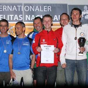 Sieger Staffel 2012