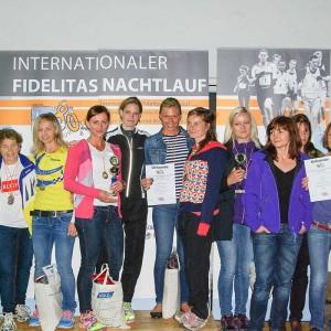 Siegerinnen Staffel 2013