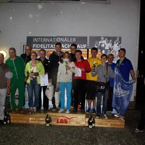 Sieger/innen gemischte Staffel 2013