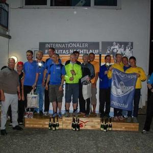 Sieger Staffel 2013