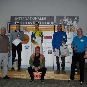 Sieger Nachtlauf 2013