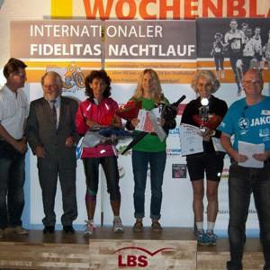 Siegerinnen Marathon